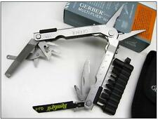 Couteau Pince Gerber Multi-Plier 600 Pro Scout Ciseaux Etui Nylon USA G7564