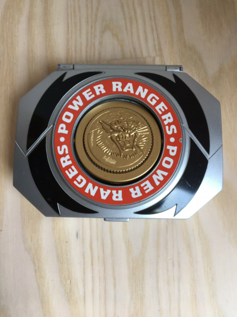Power Rangers miniature sæt, Bandai 95, Mighty Morphin…