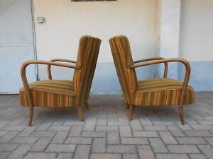 221 coppia poltrone vintage italian style design modernariato anni 50 ebay - Poltrone vintage design ...