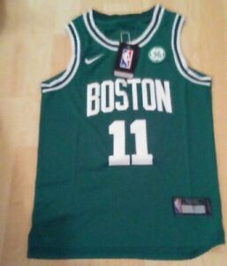 finest selection 17f4b f7caa Details about Nike Kyrie Irving #11 Boston. GE Replica Jersey Youth Small(8)