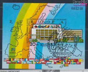 Ungarn-Block168B-gestempelt-1983-KSZE-8641288