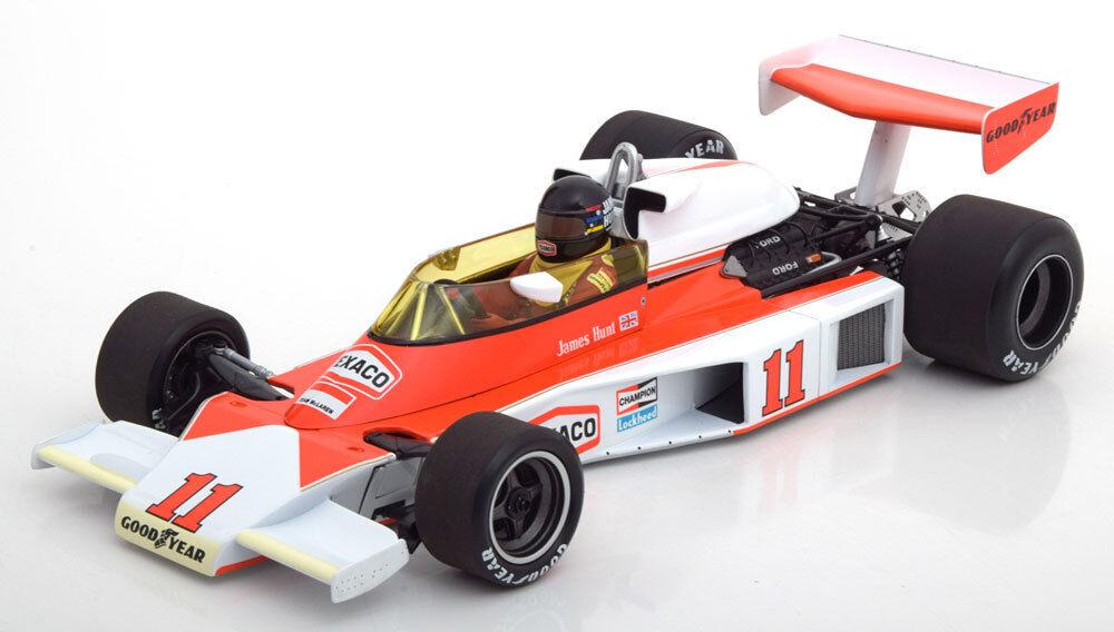 Minichamps Mclaren Ford M23 Campeón Del Mundo 1976 Búsqueda  18 Escala