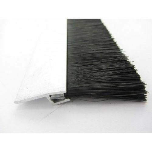 300 cm in 2 Stck je 150 cm Torbürste Streifenbürste 70 mm Faser Bürstendichtung