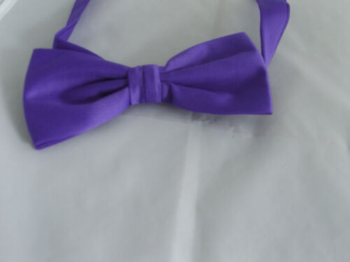 PURPLE Bow Tie and Hankie Set/<*With us*/>The More Sets U Buy /> The More £$ U Save