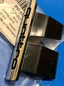 AUDI Quattro Grille AUDI Tt 8N 1998 - 2006 Badge Original 8N0853736A277