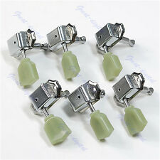 Gibson Style Guitar Deluxe Tuning Peg Machine Heads Tuners 3R+3L Guitar Part Set