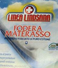 Fodera Materasso con Cerniera Lindsana - Coprimaterasso Matrimoniale a (180X200)
