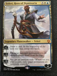 Teferi-Hero-of-Dominaria-NM-MTG-Magic-the-Gathering