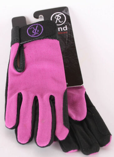 Riders tendance Fille Every Day Equestrian reithandschuhe PURPLE M Gants