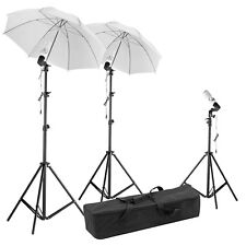 Neewer Studio Daylight Umbrella Light Kit,includes 2 Light Stands+Single Head+