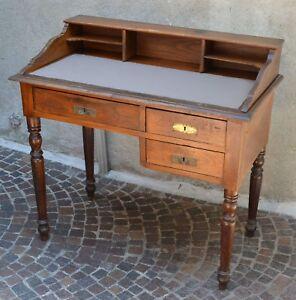 Tavolo scrittoio scrivania legno Annunci d\'acquisto, vendita e scambio