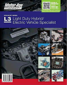 L3 Ase Auto Hybrid Electric Vehicle Specialist Home Test