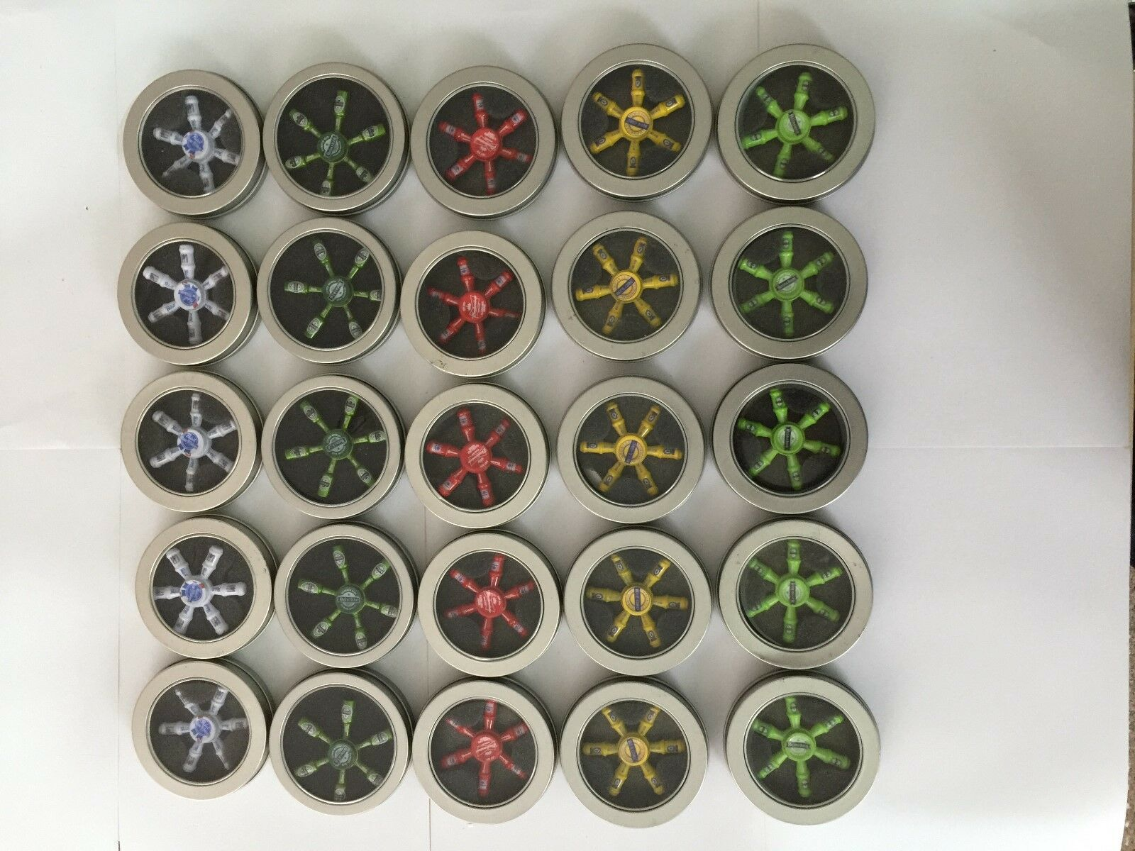 Fidget Spinners Kids Toys Job Lot  (25 pcs) New with original packaging