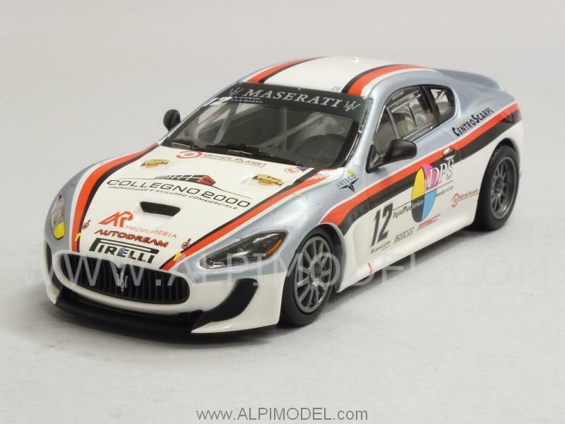 Maserati Granturismo MC GT4 Trofeo Granturismo MC 2010 1 43 MINICHAMPS 400101212