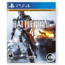 BATTLEFIELD 4  (PS 4, 2013)  (0616)  SHIPS NEXT BUSINESS DAY       FREE SHIPPING