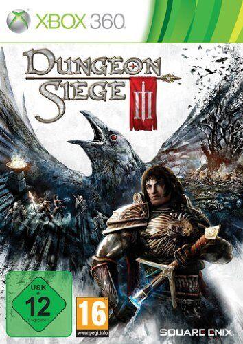 Dungeon Siege III 3 Xbox 360 Nip