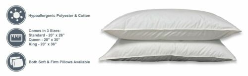 Customer Return Clearance Pillow Similar to Choice Hotels