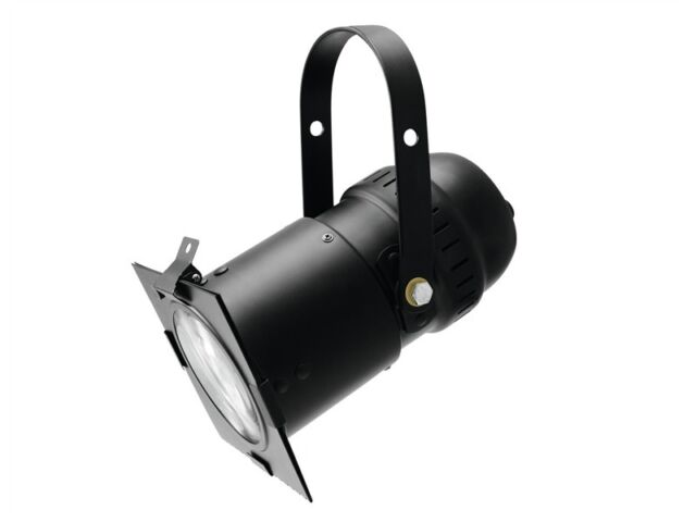 EUROLITE LED PAR-30 COB RGB 30W schwarz DMX-512