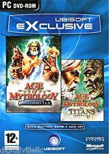 Age of Mythology: Gold Edition (PC, 2004)