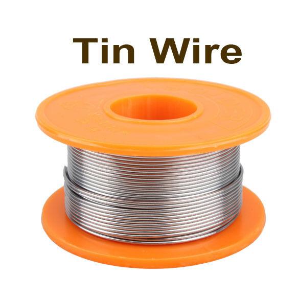 63/37 Tin Lead 0.8mm Diameter Rosin Core Flux Soldering Welding Iron Wire Reel