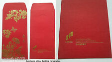 Ang Pao Packet Red Packet_Singapore Sumitomo Mitsui Banking Corporatio_1 pc Only