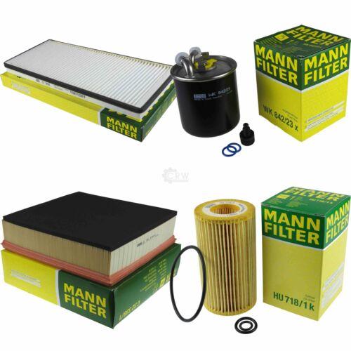 Homme-Filtre d/'inspection Paquet Set MERCEDES-BENZ SPRINTER 2-t Bus 901 902