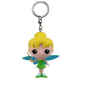 Tinkerbell-key-chain-action-figure-cute-fairy-doll-toy-peter-pan-film-movie