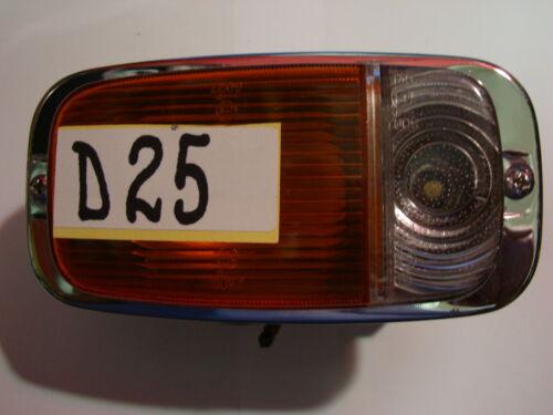 "PILOTO DELANTERO MORRIS MG  1100 1300  /""YORKA/"" REF D25"