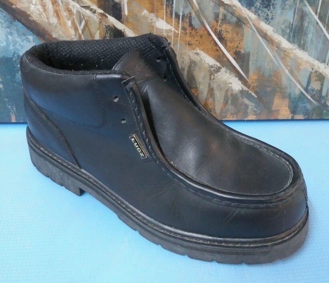 a908fb6f2ebf39 Lugz Strutt MSRUL001 Leather Mid Cut Cushioned chaussures bottes Medium (D,  M) Men