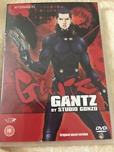 GANTZ-VOLUME-2-AFTERSHOCKS-BRAND-NEW