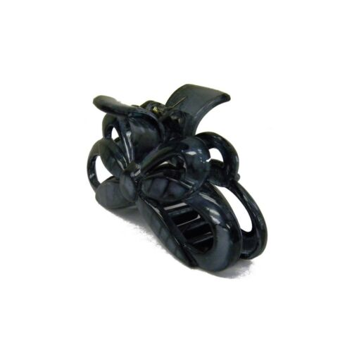 Claw Clips Hair Accessory Women or Girl/'s Sleek Jaw Clips Great  Flower Look