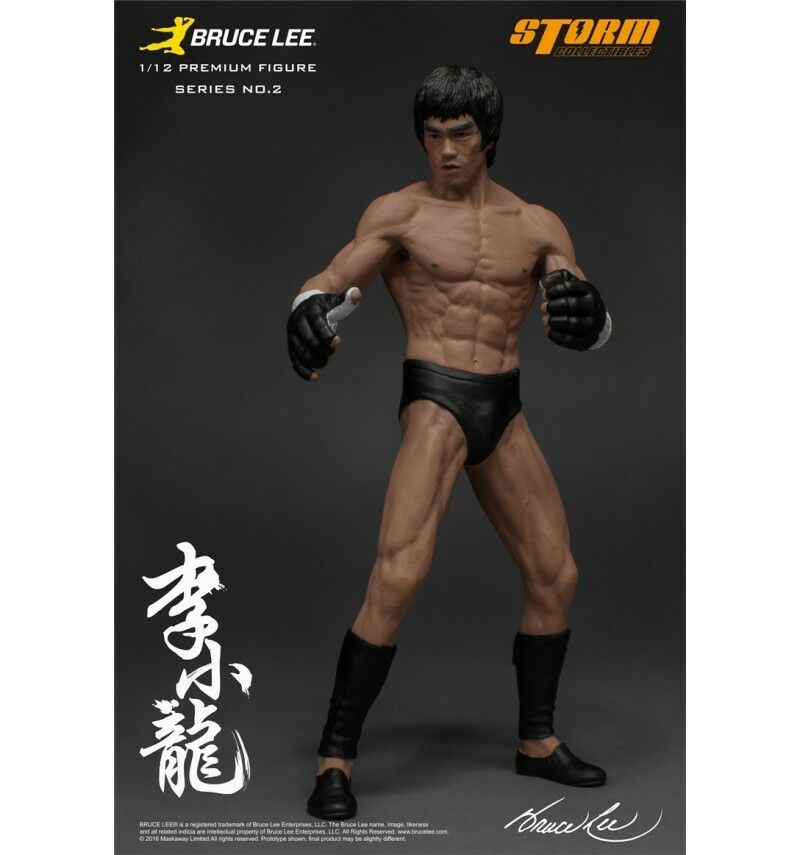 Storm Collectibles MMa Outfit Figurine Bruce Lee