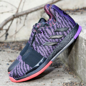 best service 34744 f666c Image is loading Adidas-Performance-Harden-Vol-3-Legend-Purple-G26813-