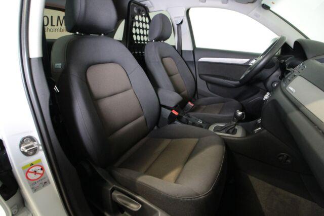 Audi Q3 2,0 TFSi 211 quattro S-tr.