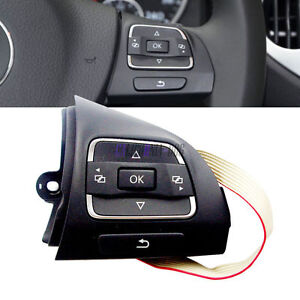 Image Is Loading Mf Steering Wheel Control On Right For Vw