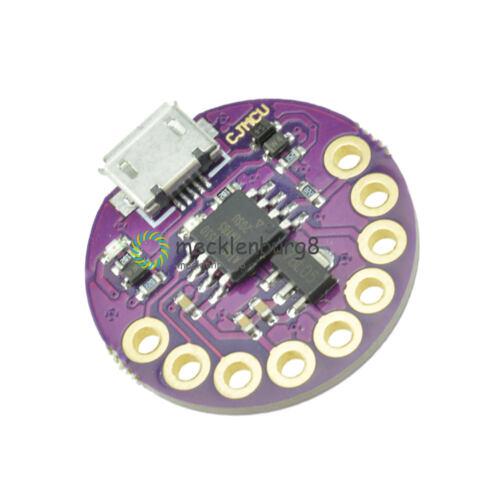LilyTiny LilyPad ATtiny85 Development Board Wearable Module Micro USB arduino
