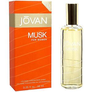 Jovan Musk Fragrance for Women 96ml EDC Spray