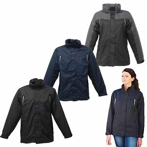 RRP-60-REGATTA-LADIES-CONISTON-WATERPROOF-BREATHABLE-ISOTEX-JACKET