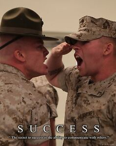 how to call military drill