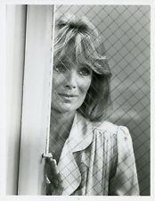 LINDA EVANS PORTRAIT BEHIND GLASS DYNASTY ORIGINAL 1982 ABC TV PHOTO