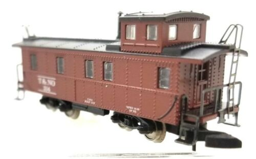 Z Scale Marklin Mini-Club 81835 T/&NO Caboose