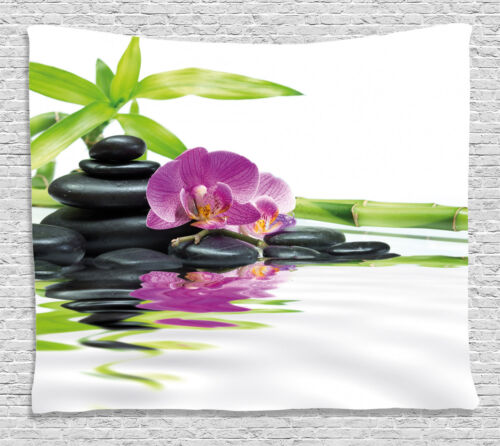 Spa Tapestry Wall Hanging Art Bedroom Dorm Room 2 Sizes Available