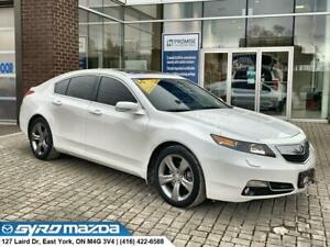 2014 Acura TL TL SH AWD LUXURY FAMILY SUV! SUNROOF, BLUETOOTH...