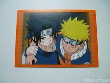 Autocollant Stickers Naruto True Spirit of the Ninja N°NU.11 / Panini 2002