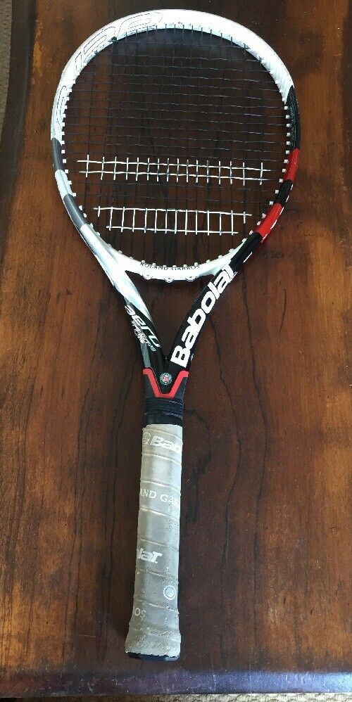 Babolat AeroPro Drive RARE Roland Garros  Grip 2 4 1 4