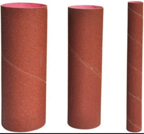 Schleifhülsen für Scheppach OSM 100  6er Satz korn 150 von 13-76mm Spindel