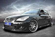 JMS Racelook Frontspoilerlippe für BMW E60/ E61 Limousine/ Touring mit M-Technik