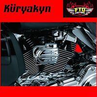 Kuryakyn Wolo Bad Boy Air Horn Kits For H-d 92-'17 Touring 7743