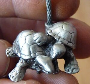Collectible-Letters-Note-Paper-Clip-Lovely-Metal-Turtles