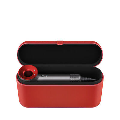 NEW Dyson Supersonic dryer in Special Edition Iron Red Case